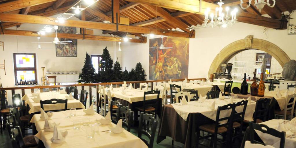 relamping ristorante