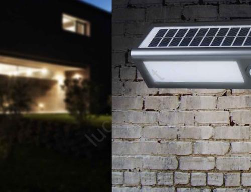 Applique a LED solare