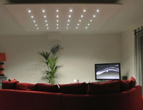 Illuminare il salotto