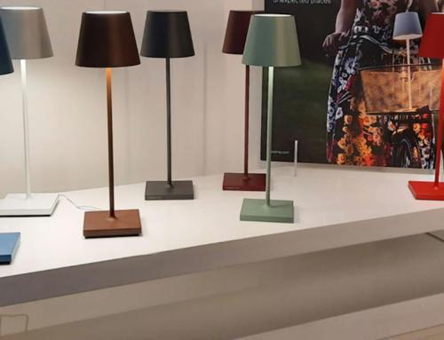 Poldina: lampada portatile a LED