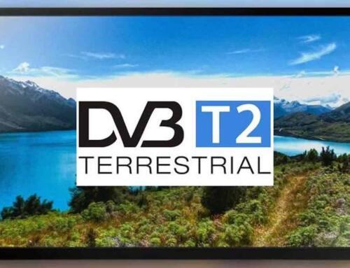 Nuovo Digitale Terrestre 2021 DVB T2